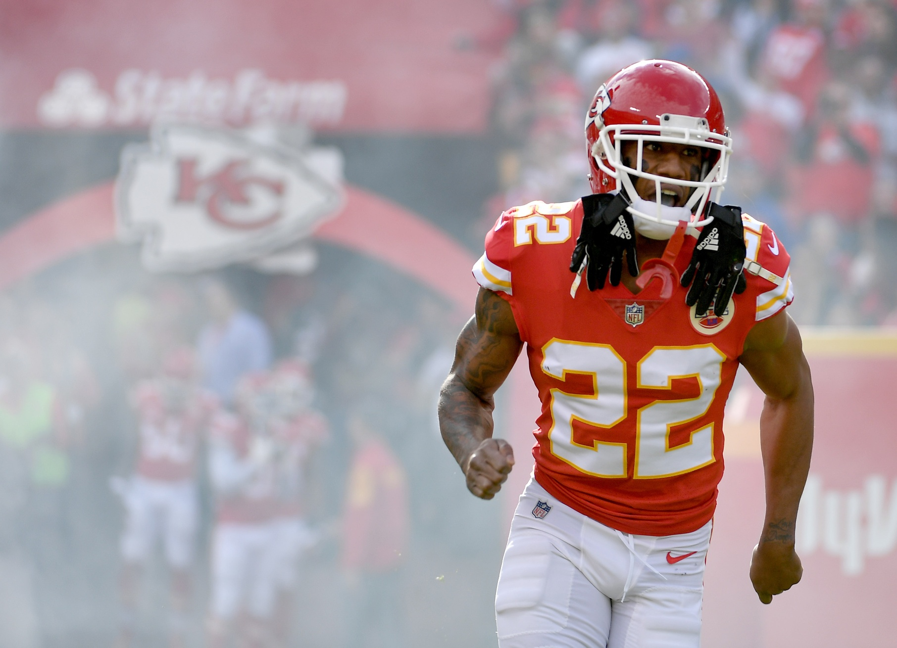BREAKING Marcus Peters Suspended by Chiefs