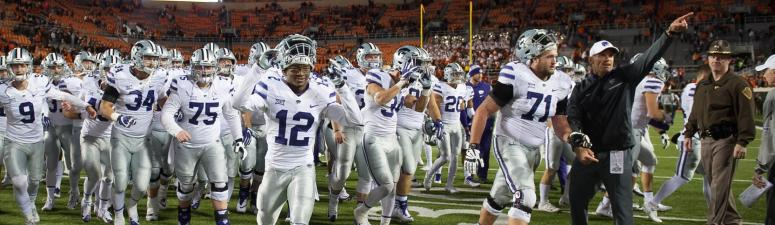 Kansas State And Missouri Both Became Bowl Eligible Saturday
