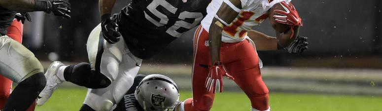 De'Anthony Thomas and Terrance Smith are back with the Chiefs