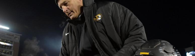 Hear What Gary Pinkel Thinks of the Kansas Rivalry