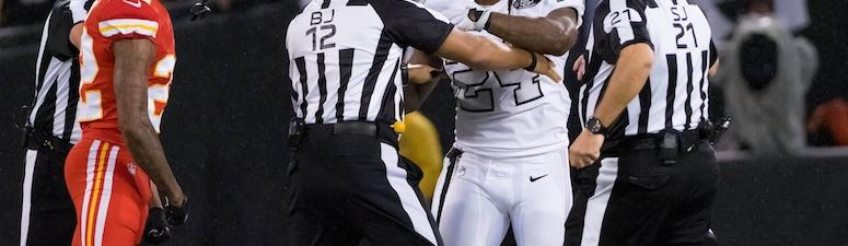 Chiefs-Raiders: The Worst Officiated Game of the NFL Season