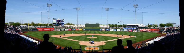 Royals Spring Training Schedule is Out