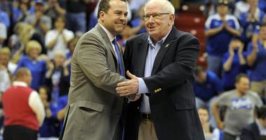 KU Makes Athletic Director Change