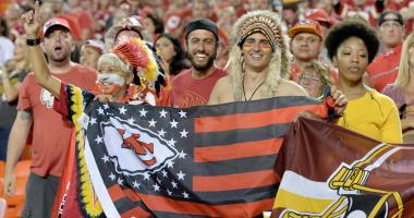 Chiefs Fans Pull Out ALL The Stops