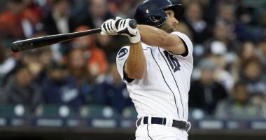 Royals Sign Former Tiger Tyler Collins To A Minor League Deal