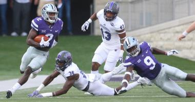 Kansas State Rolls To a 55-19 Win In Game 1
