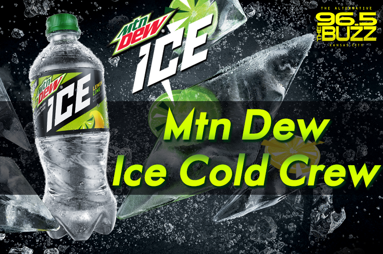 Mountain Dew ICE COLD CREW