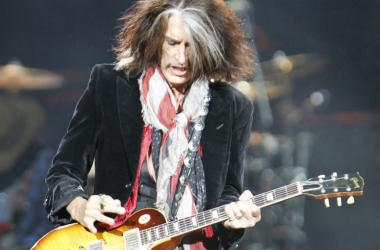 Aerosmith's Joe Perry