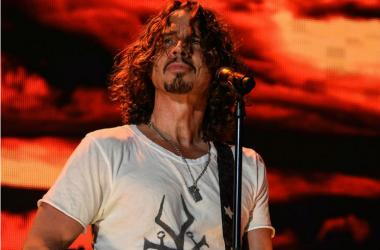 Chris Cornell of Soundgarden
