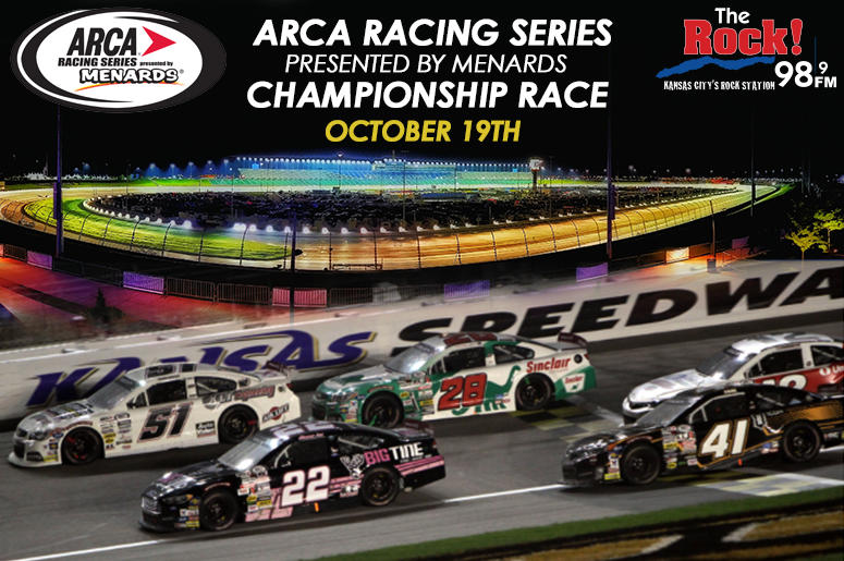 ARCA Racing Series presented by Menards Championship Race