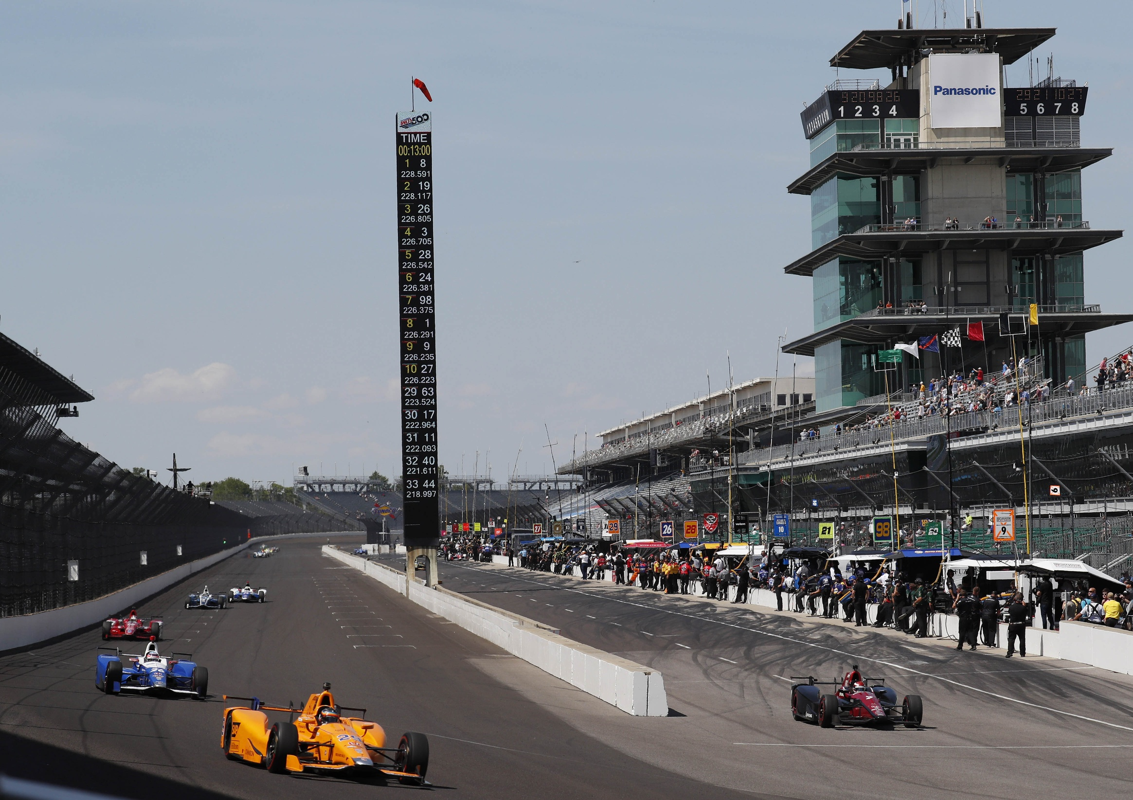 Ken Ungar on the Indy 500 TV blackout and security ...