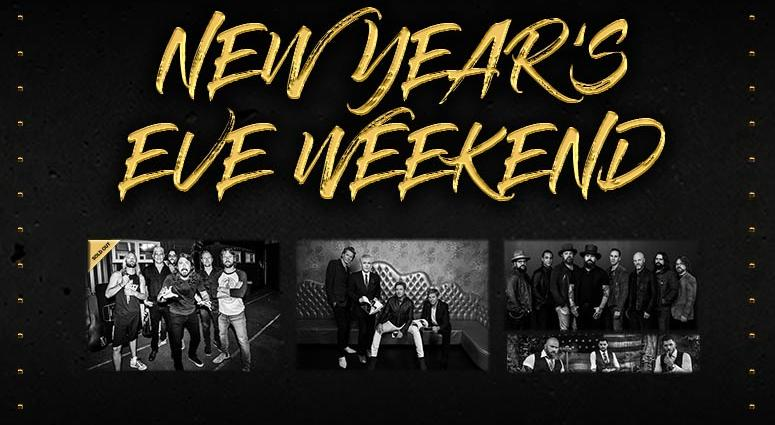 Win The Ultimate NYE Weekend Experience