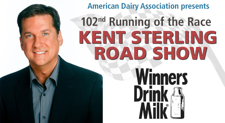 American Dairy Association presents 102nd Running of the Race Kent Sterling Road Show