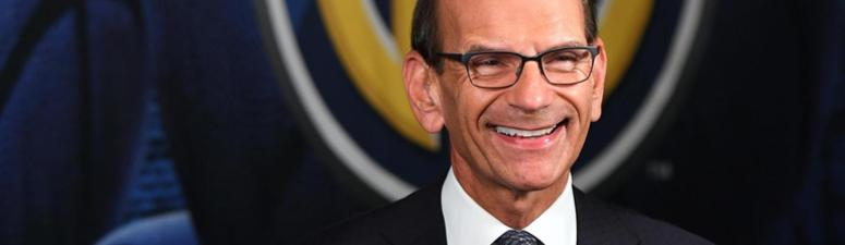Paul Finebaum-Wed on 92.9FM at 8AM