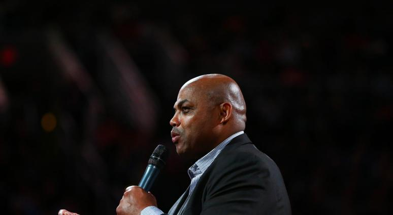 Charles Barkley on 929FM Wed at 830am