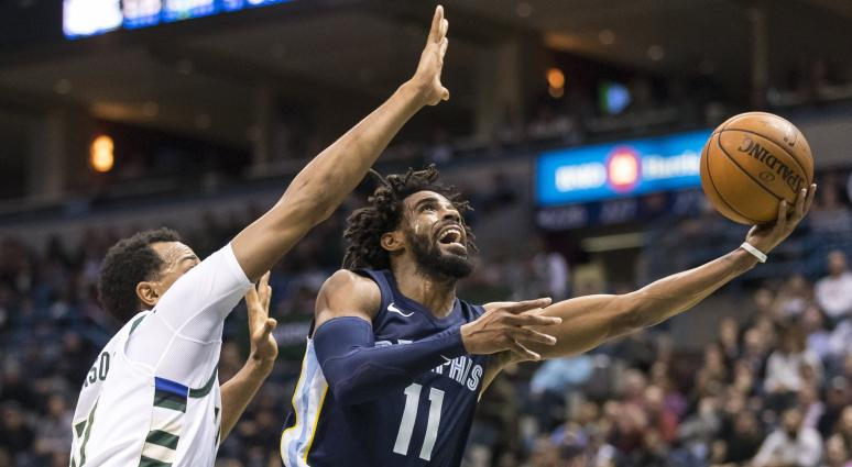 Mike Conley out
