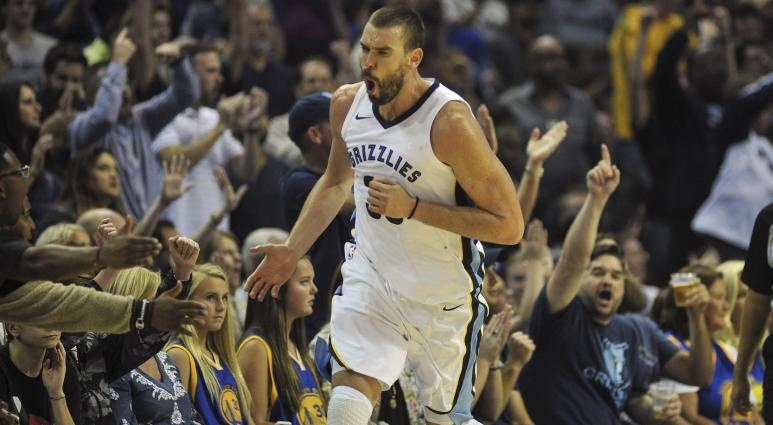 Grizzlies Beat Warriors 111-101, Move to 2-0 on the Season