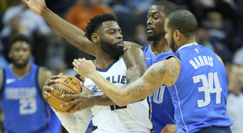 Grizz Lose 6th Straight After Gut Wrenching Barnes Buzzer Beater