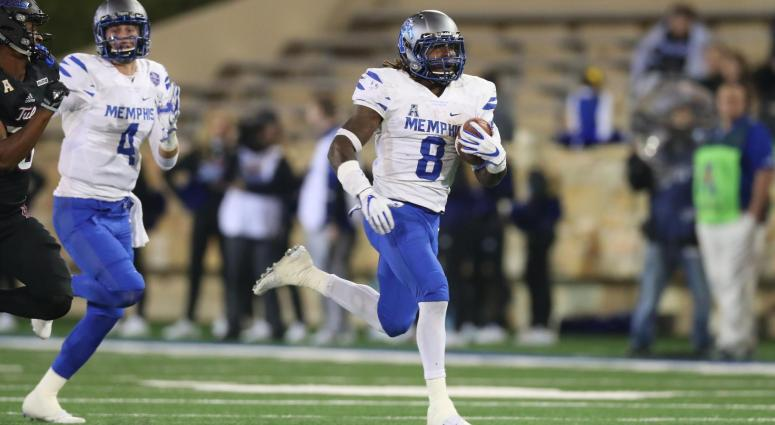 Memphis Looking To Clinch AAC West Sat. vs. SMU