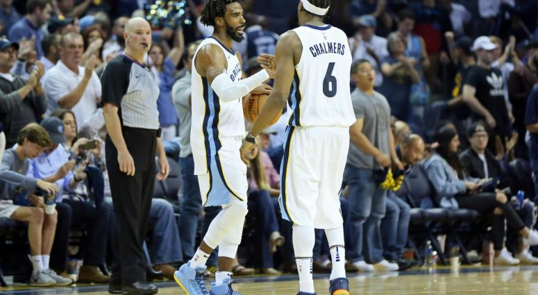 Good Start: Grizz 103 Pels 91/Grizzlies' bench outscored the Pelicans' 53-8