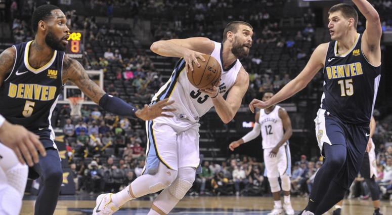 Grizzlies Snap 19 Game Losing Streak, Beat Nuggets 101-94 Saturday