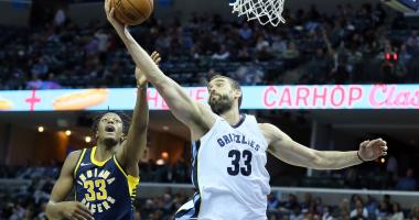 Grizzlies Lose 3rd Straight, Fall to Pacers 113-116