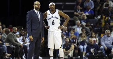 Grizzlies Lose 5th Straight, Fall to Blazers 100-92 At Home Monday