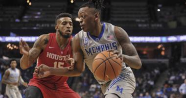 Tigers Get Signature Win Over #23 Houston 91-85 at FedExForum Thursday