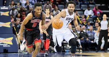 Grizzlies Drop 19th Straight Game, 111-110 to Bulls at FedExForum