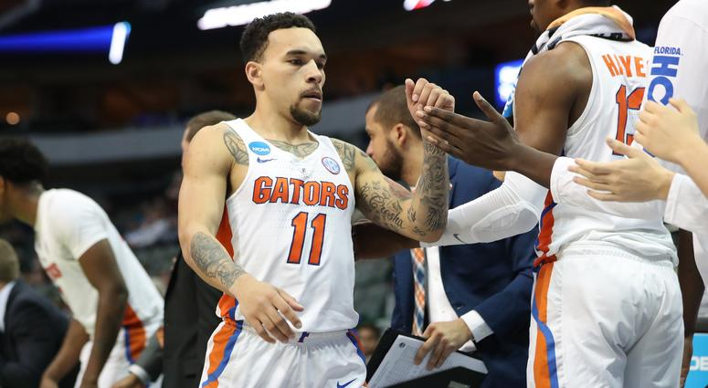 Audio: Chris Chiozza on the J&J Show Friday