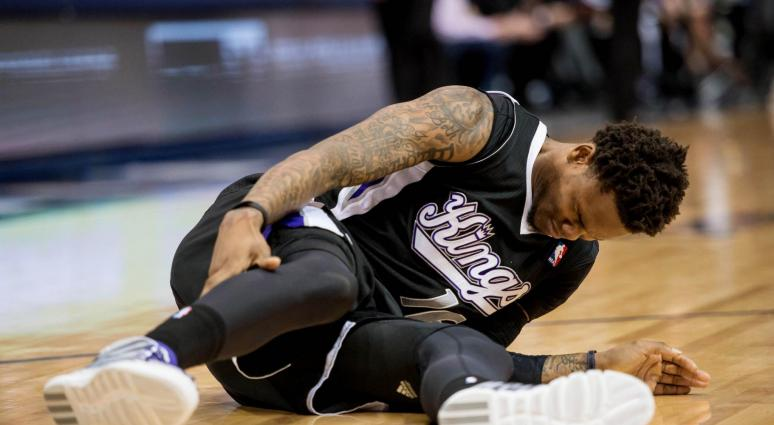 McLemore out 12 weeks with fractured right foot