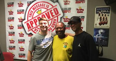 Les Smith In-Studio with Jason and John Friday