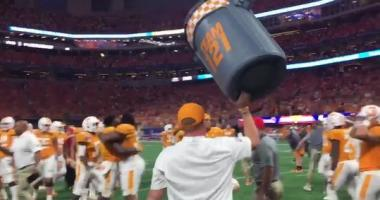 UT Trash Can