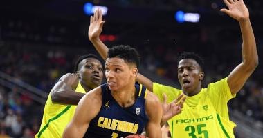 Ivan Rabb selected by the Grizzlies, who acquired 35th Pick