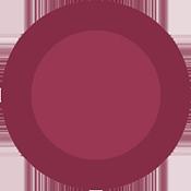 circle - maroon - 175x175