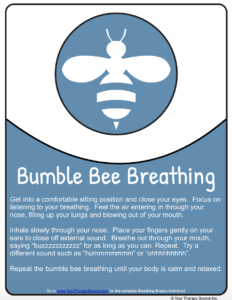 Deep breathing