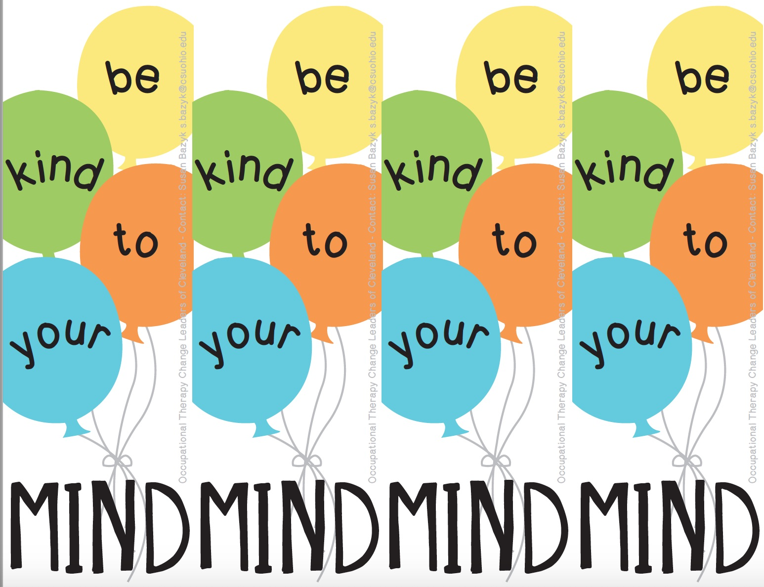 Front (four bookmarks)