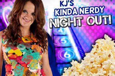 KJ loves seeing nerdy movies! If you do too, you should definitely be at her next KJ's Kinda Nerdy Night Out with 107.9 The Mix!