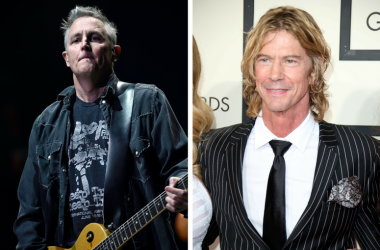 Mike McCready and Duff McKagan