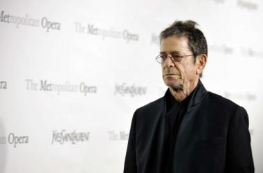Musician Lou Reed attends the Metropolitan Opera's Gala premiere of Rossini's 'Le Comte Ory'