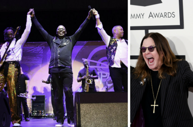 Ozzy Osbourne and Earth, Wind & Fire