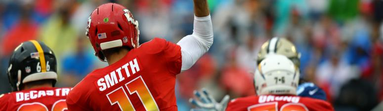 Terez Paylor Talks Alex Smith Trade