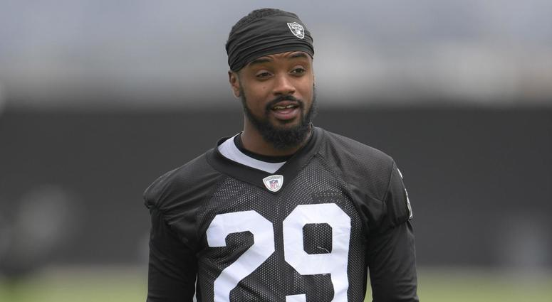Chiefs sign free-agent cornerback David Amerson for depth