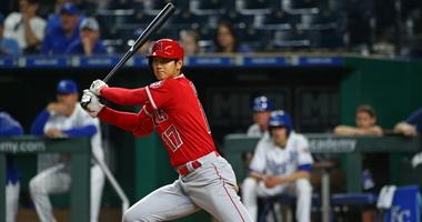 Ohtani's 3-run triple leads Angels to 7-1 win over Royals