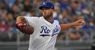 Danny Duffy beats himself up over poor pitching