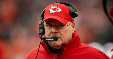With Alex Smith Gone, Who Will Take The Blame For A Playoff Failure