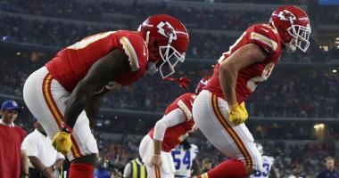 The Chiefs have lost the last 3 of 4 games, but still should win AFC West