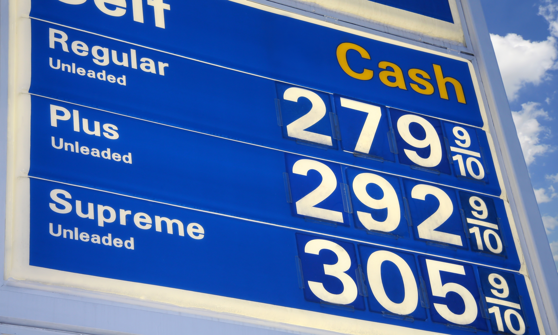 Economic sanctions against Iran could result in higher gas prices