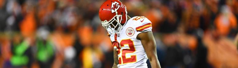 Chiefs suspend Marcus Peters for this Sunday against the Raiders