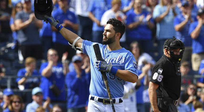 Eric Hosmer reaches deal with San Diego Padres